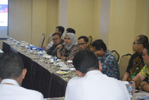 BNN Kab Bogor memantau Implementasi Inpres No 6 Tahun 2018 melalui Workshop P4GN