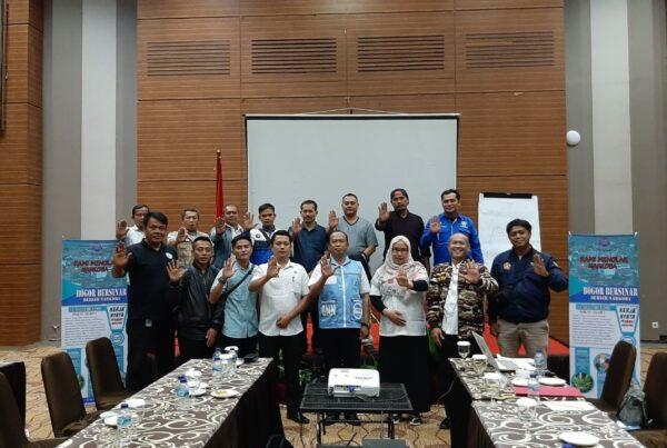 Demi Wujudkan Bogor Bersih Narkoba, BNN Kabupaten Bogor beri penguatan 20 Desa Wilayah Kabupaten Bogor