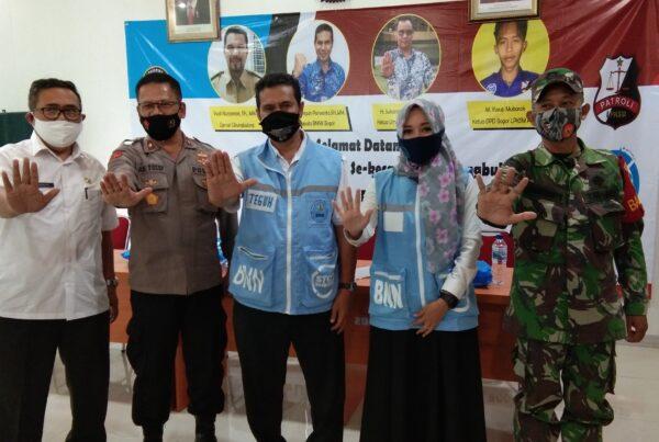 BNN Kabupaten Bogor ajak Kepala Desa membentuk Satgas Bersinar ( Bersih dari Narkoba)