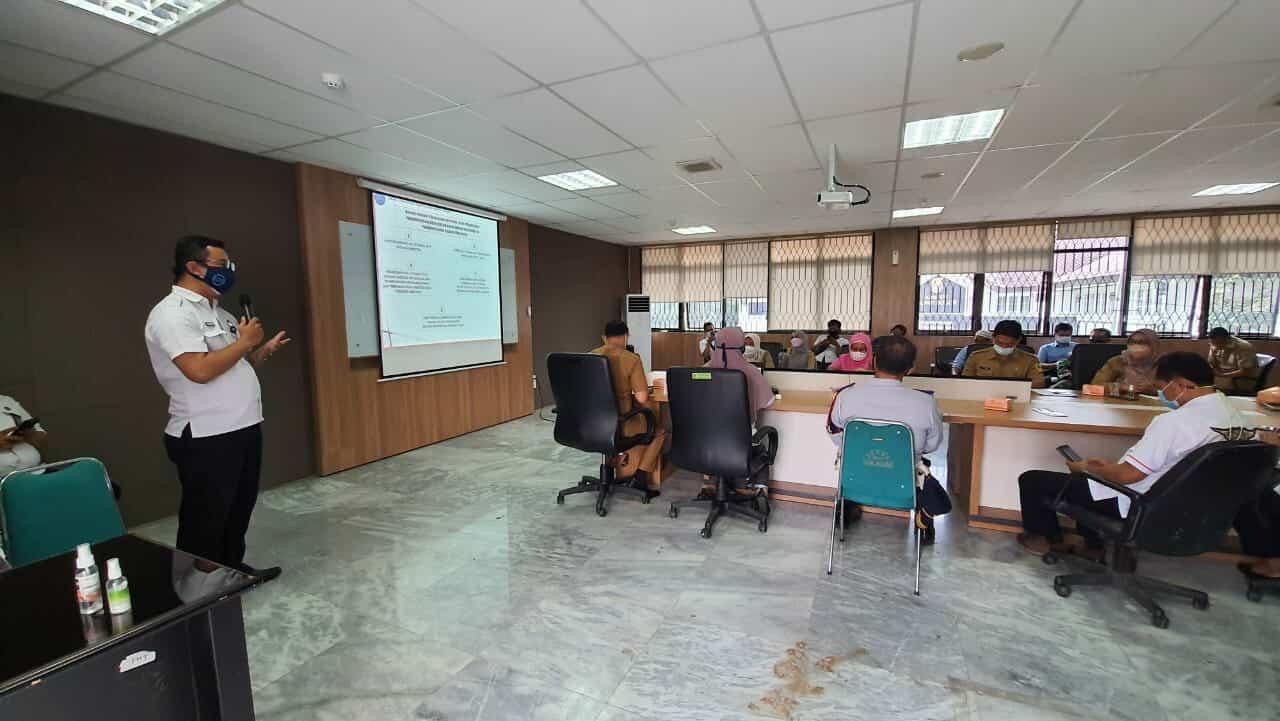 Canangkan Program Desa Bersih dari Narkoba, BNN Kabupaten Bogor ajak Pemkab Bogor untuk Bersinergis