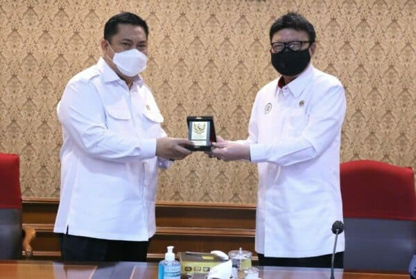 Lawan Narkoba Bersama Menteri PANRB